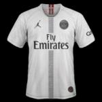 PSG 2019 3eme maillot third blanc Paris