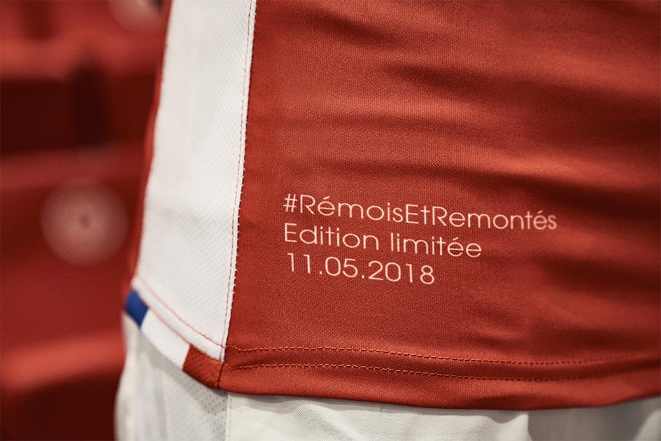 Reims 2019 maillot domicile hungaria