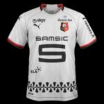 Rennes 2019 maillot exterieur football