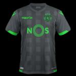 Sporting 2019 maillot de foot exterieur
