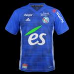 Strasbourg 2019 maillot domicile