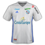 Strasbourg 2019 maillot exterieur