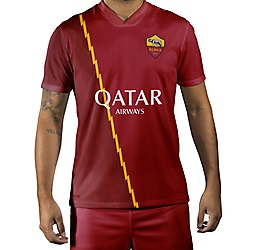 AS Rome 2020 possible maillot domicile foot