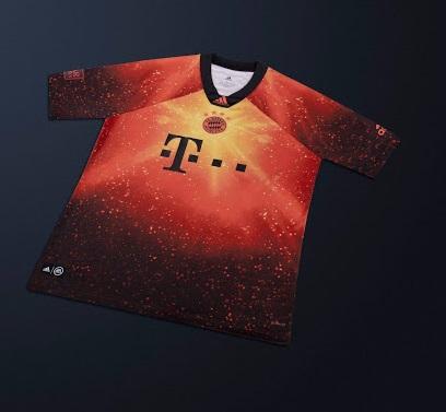 EA SportsEA Sports maillot Bayern Munich Fifa 19