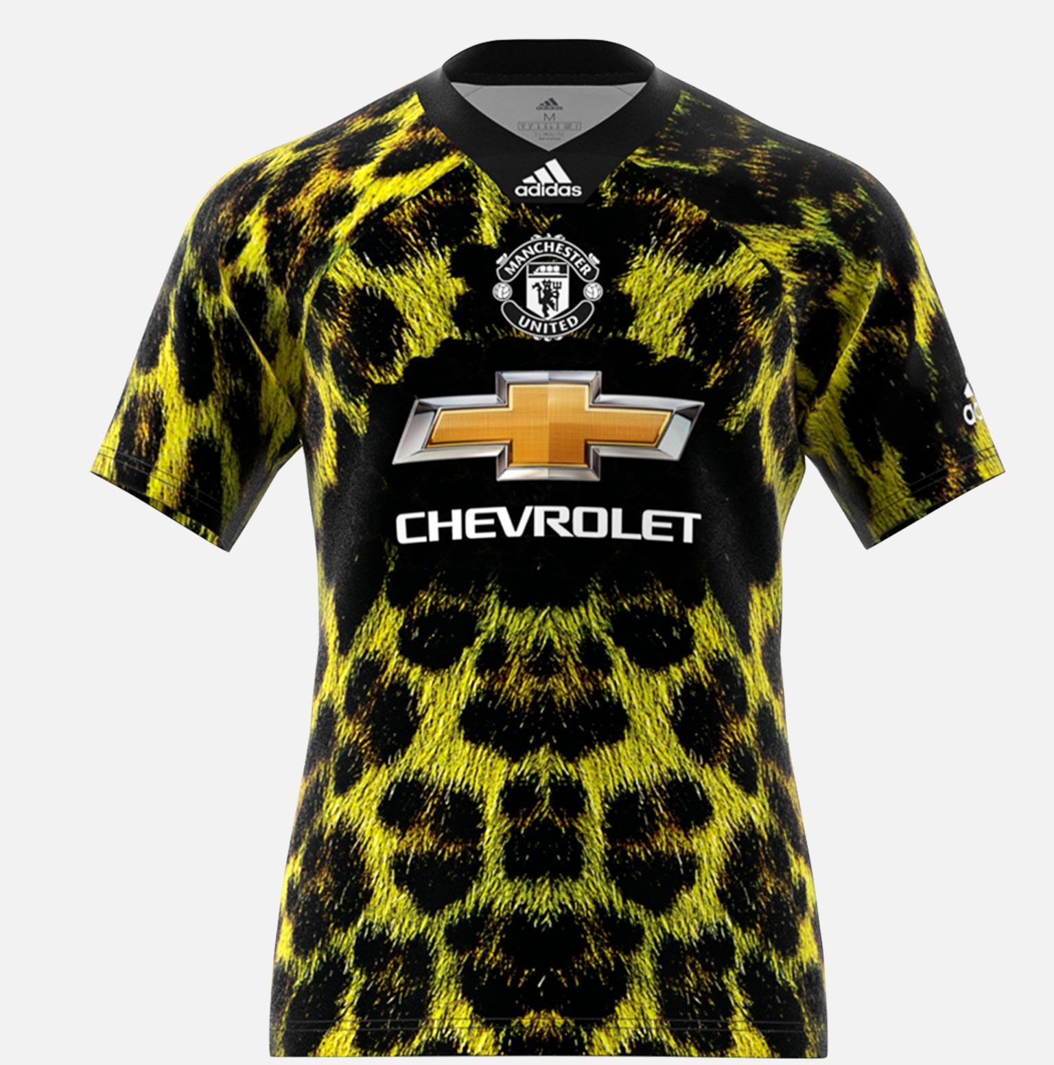 EA Sports maillot Manchester United Fifa 19