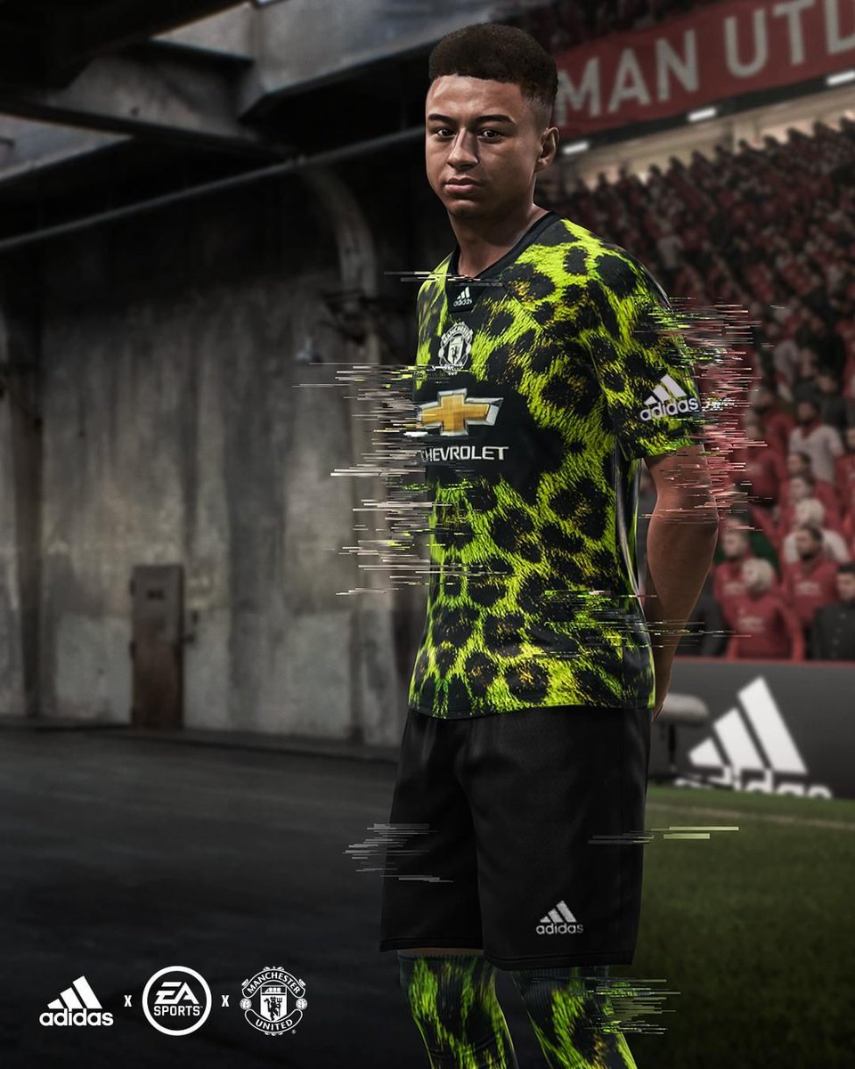 EA Sports maillot Manchester United pour Fifa 19