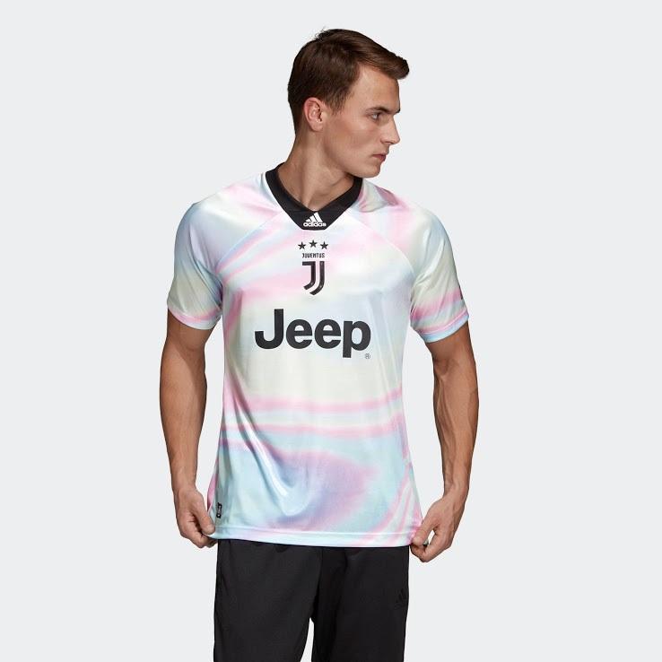 EA Sports maillot de foot Juventus Fifa 19