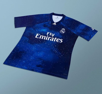 EA Sports maillot de football Real Madrid Fifa 19