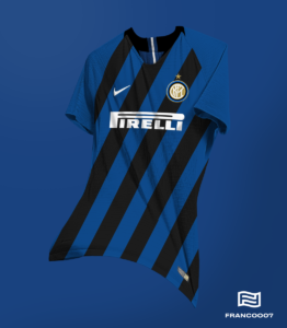 Inter Milan 2020 possible maillot domicile
