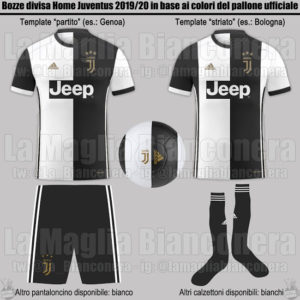 Juventus 2020 possible maillot domicile