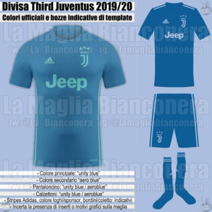 Juventus 2020 possible maillot third