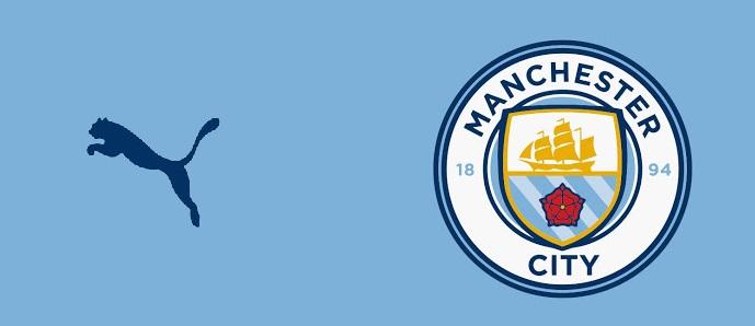 Manchester City 2020 couleur maillot domicile