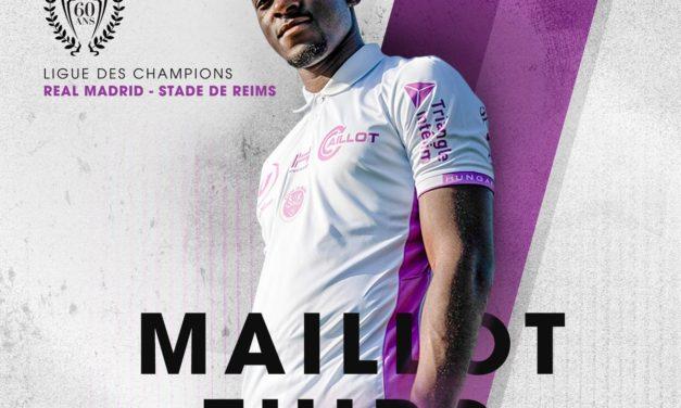 Stade de Reims 2019 les nouveaux maillots de football 18-19 Hungaria
