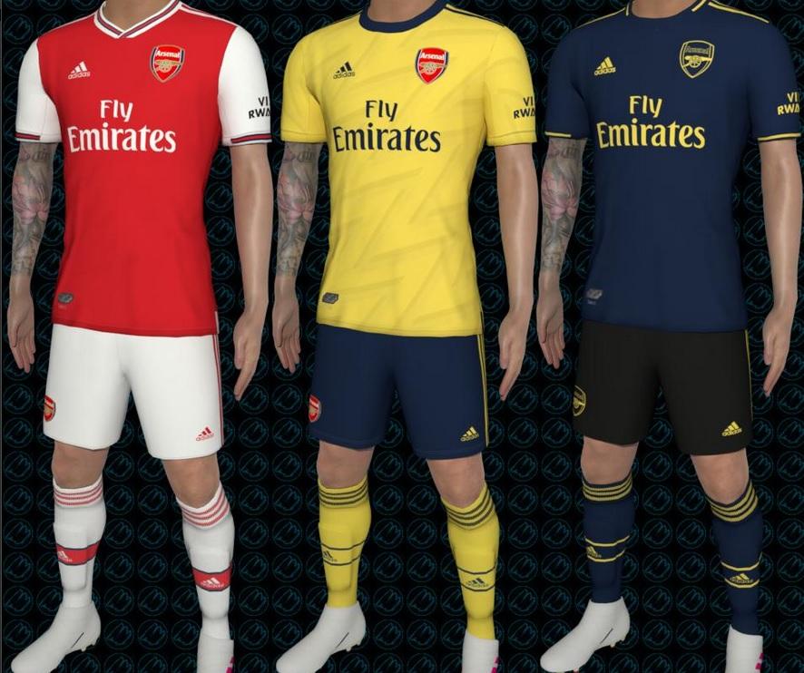 Arsenal 2019 2020 nouveaux maillot de foot