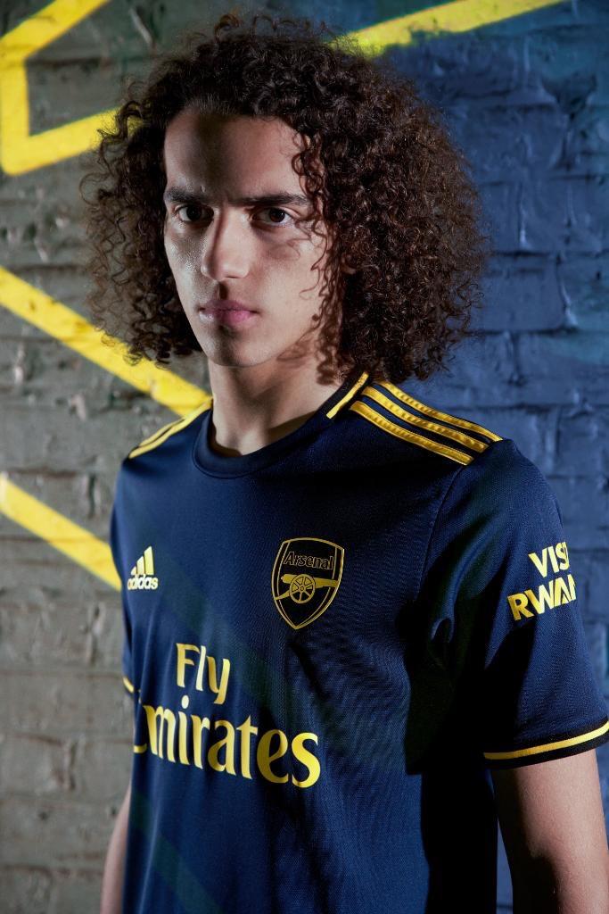 Arsenal 2020 3eme maillot third football