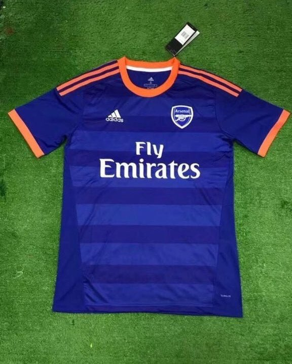 Arsenal 2020 faux maillot third