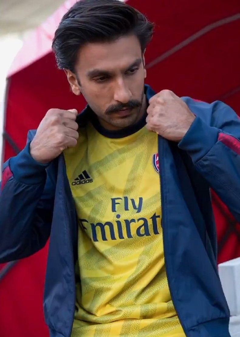 Arsenal 1991 1993 maillot de foot jaune inspiration 2020