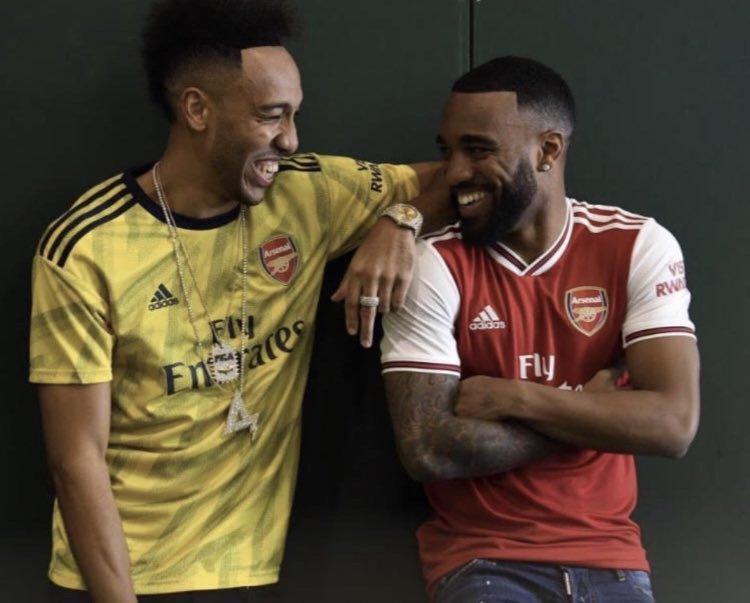 Arsenal 2020 maillots de foot 2019 2020 Adidas