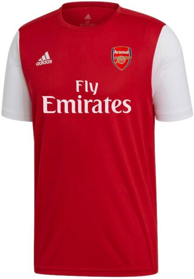 Arsenal 2020 maquette maillot domicile