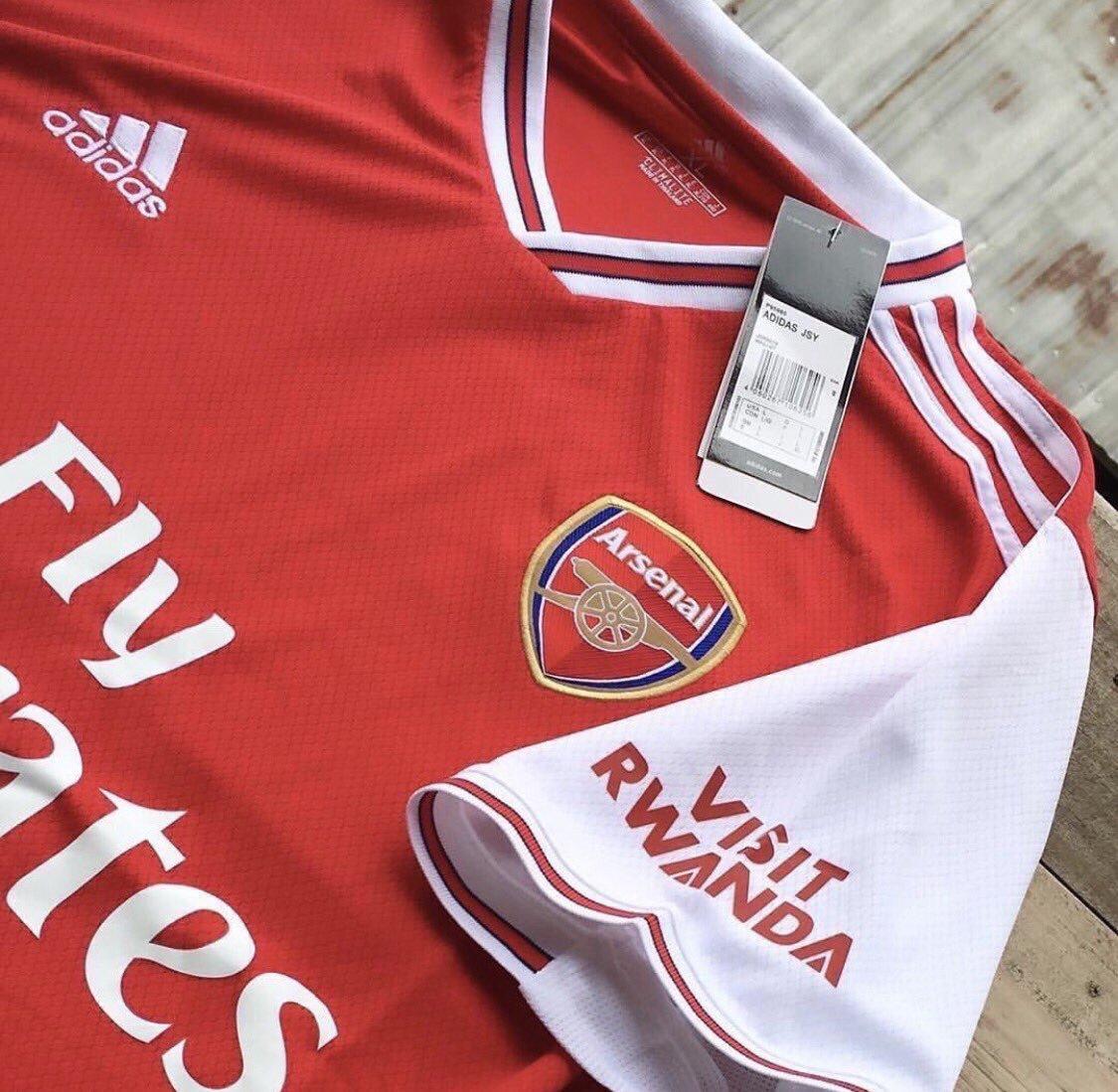 Arsenal 2020 nouveau maillot domicile