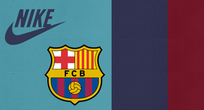 FC Barcelone 2020 couleurs maillot third