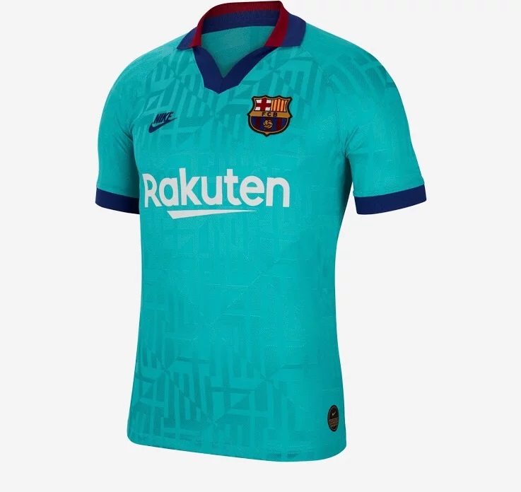 FC Barcelone 2020 foot maillot third 19 20