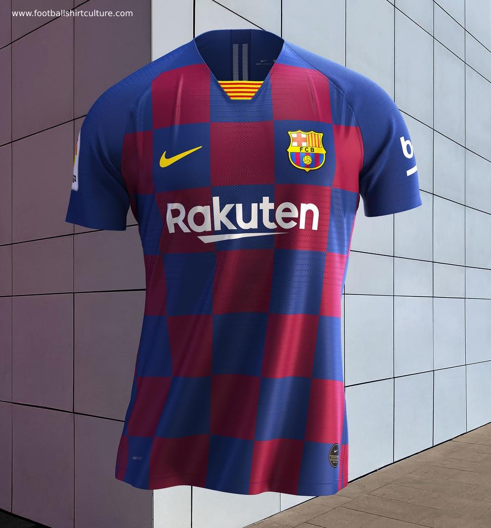 FC Barcelone 2020 maillot de footballdomicile 2019 2020
