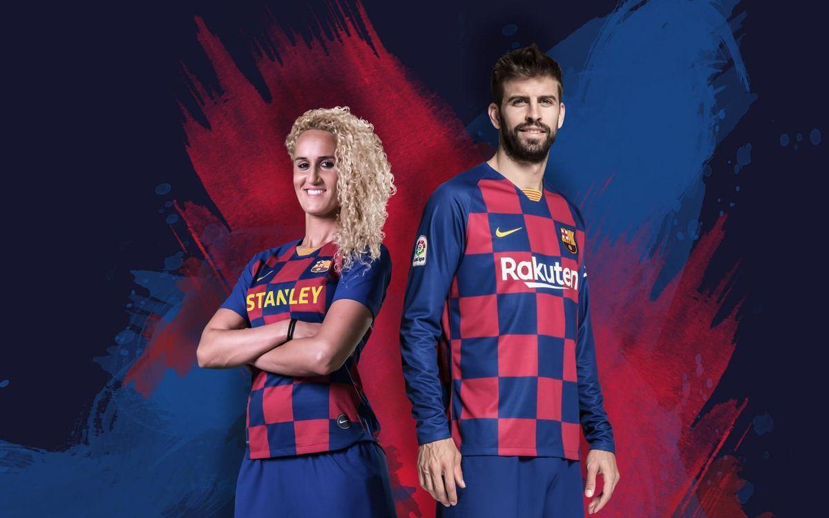 FC Barcelone 2020 maillot domicile 2019 2020