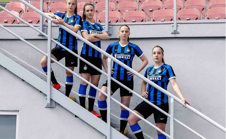 Inter Milan 2020 maillot domicile foot officiel