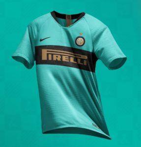Inter Milan 2020 possible maillot extérieur foot