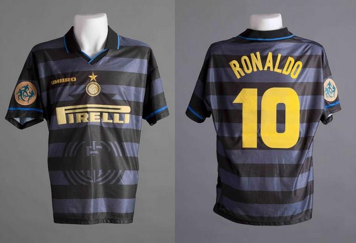 Inter Milan maillot 97 98 inspiration pour 19 20