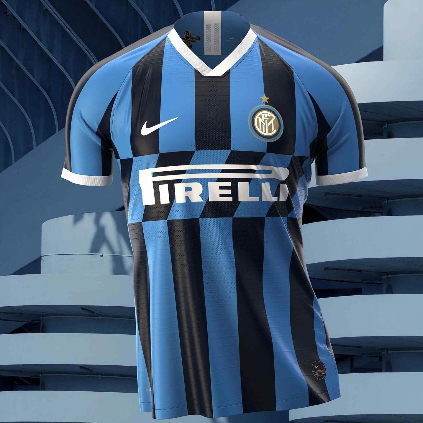 Inter de Milan 2020 maillot domicile 19 20
