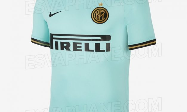Présentation des nouveaux maillots de foot Inter Milan 2020