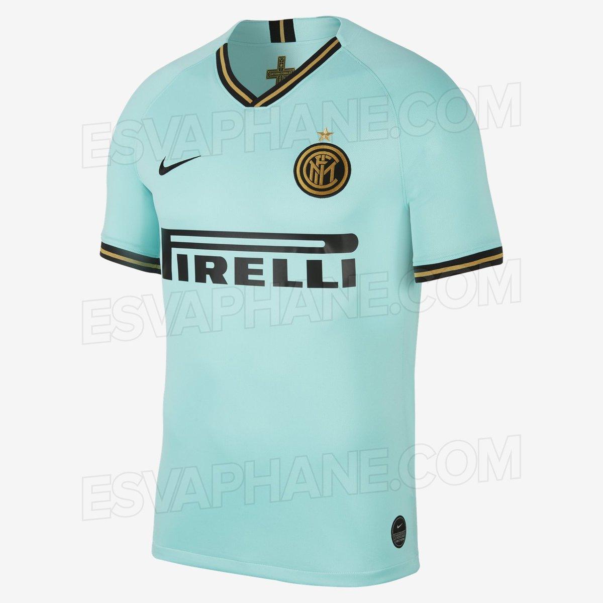 Inter de Milan 2020 maillot exterieur Nike 19 20