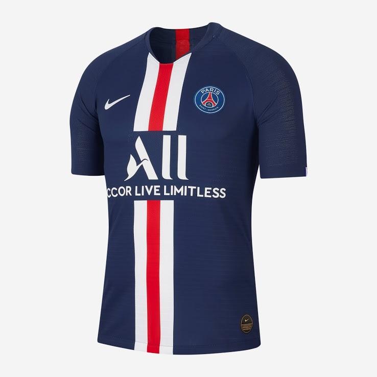 PSG 19 20 maillot foot domicile Paris officiel