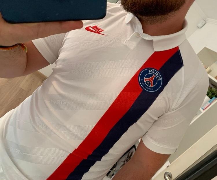 PSG 19 20 troisieme maillot third Paris 2020
