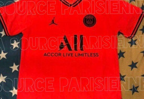 PSG 2020 infos sur les nouveaux maillots de football Paris 2019-2020