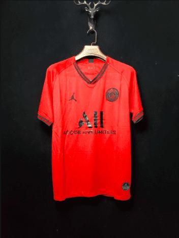 PSG 2020 nouveau maillot exterieur 2019 2020 Jordan Paris