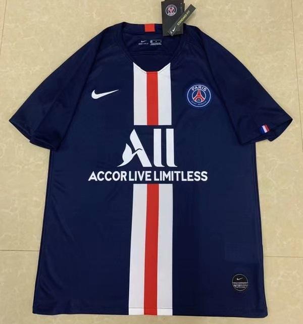 Paris 2020 noveau maillot foot domicile 2019 2020