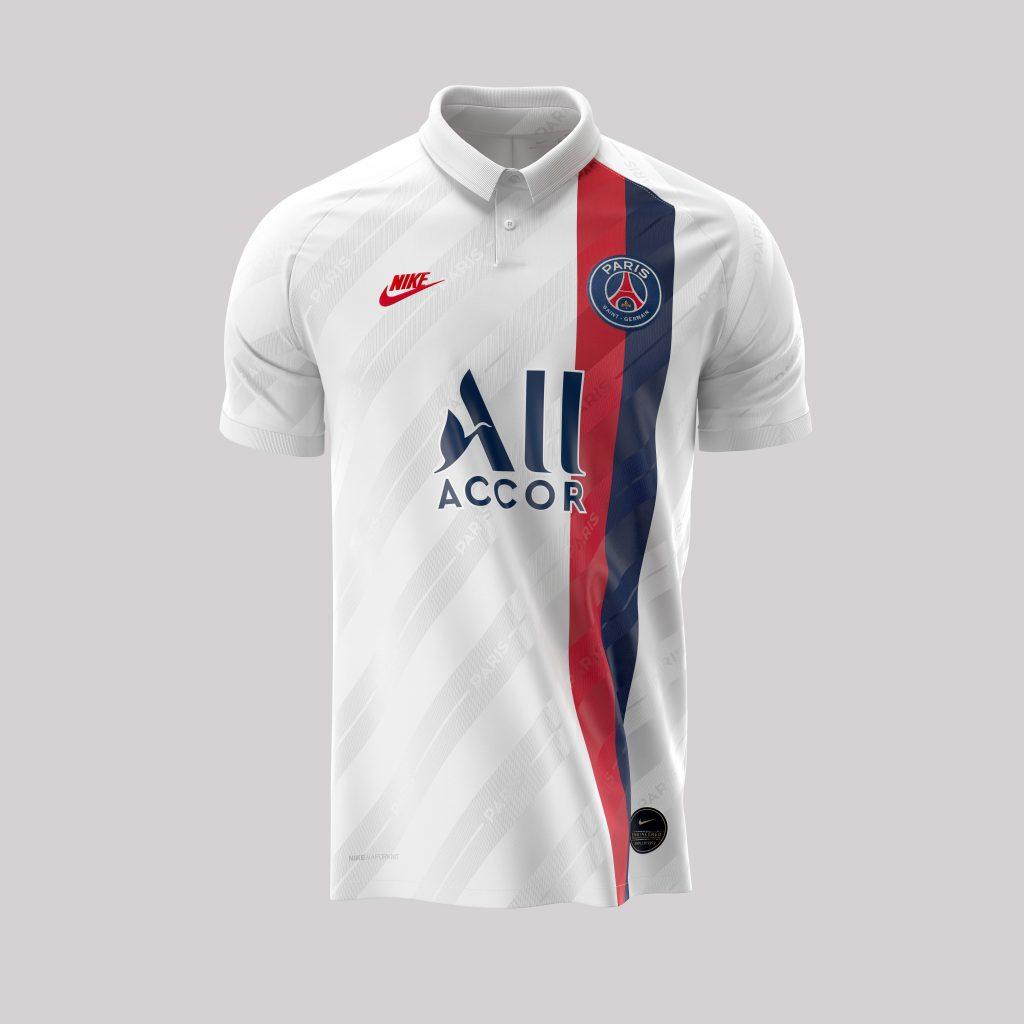 nouveau maillot third PSG 2019 2020