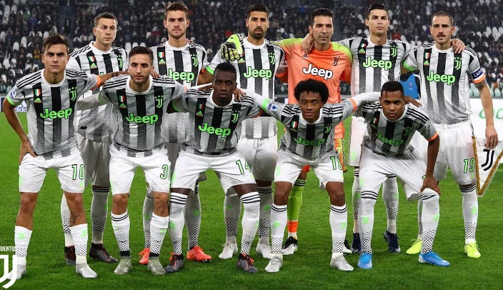 4eme maillot fourth Juventus Palace Adidas 2019 2020