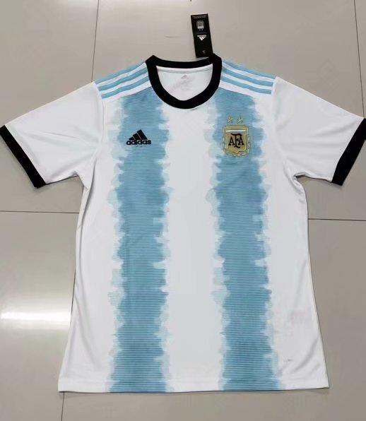 Argentine 2019 maillot domicile Copa America 2019