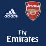 Arsenal 2020 couleur troisième maillot third 19 20