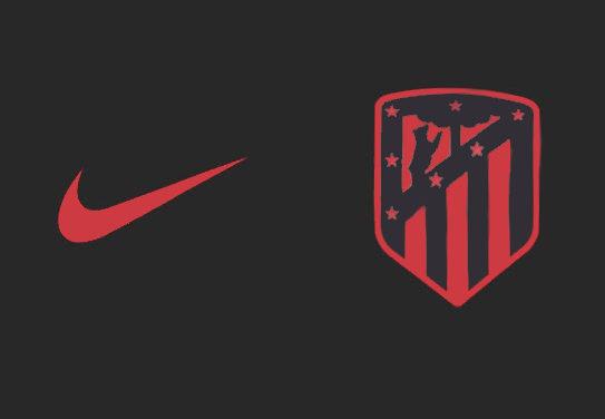 Atletico 2020 nouveaux maillots de football 19-20 de Nike