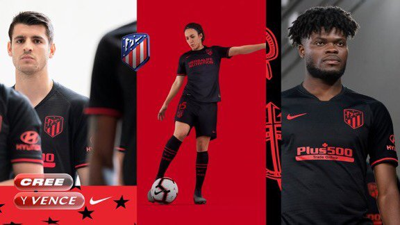 Atletico Madrid 2020 maillot exterieur officiel foot
