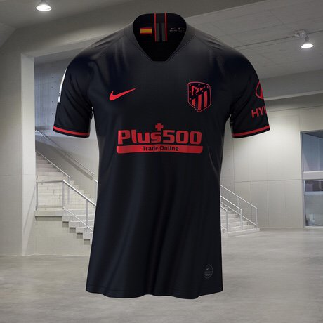 Atletico Madrid 2020 maillot exterieur officiel