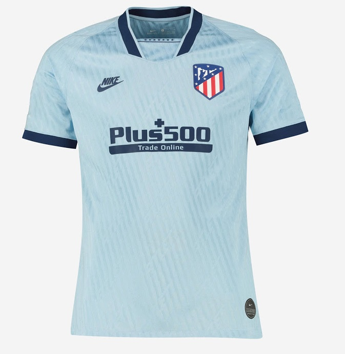 Atletico Madrid 2020 troisieme maillot third foot 2019 2020