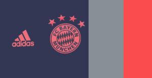 Bayern Munich 2020 couleur troisième maillot third 19 20