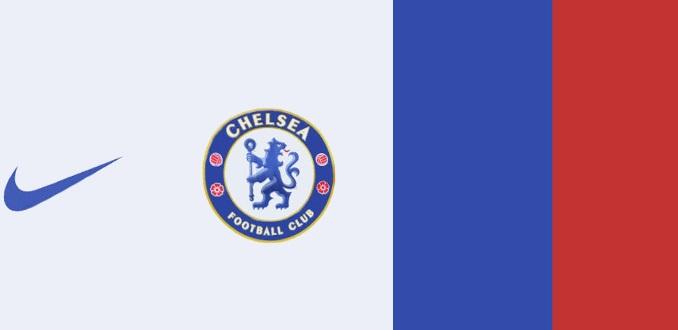 Chelsea 2020 couleurs maillot foot exterieur 19 20