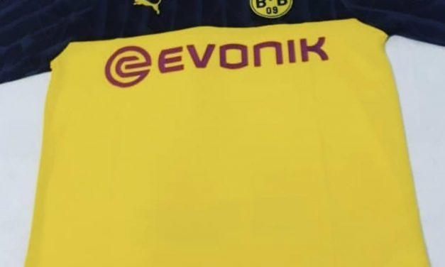 Infos sur les nouveaux maillots Dortmund 2020